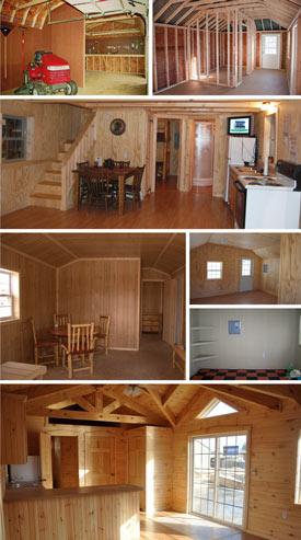 interior options